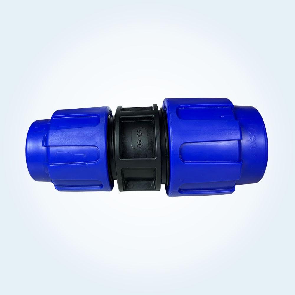 Klämringskoppling, 50 x 40 mm