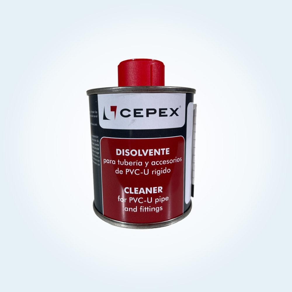 Rengöringsmedel till PVC slang/rör 125 ml