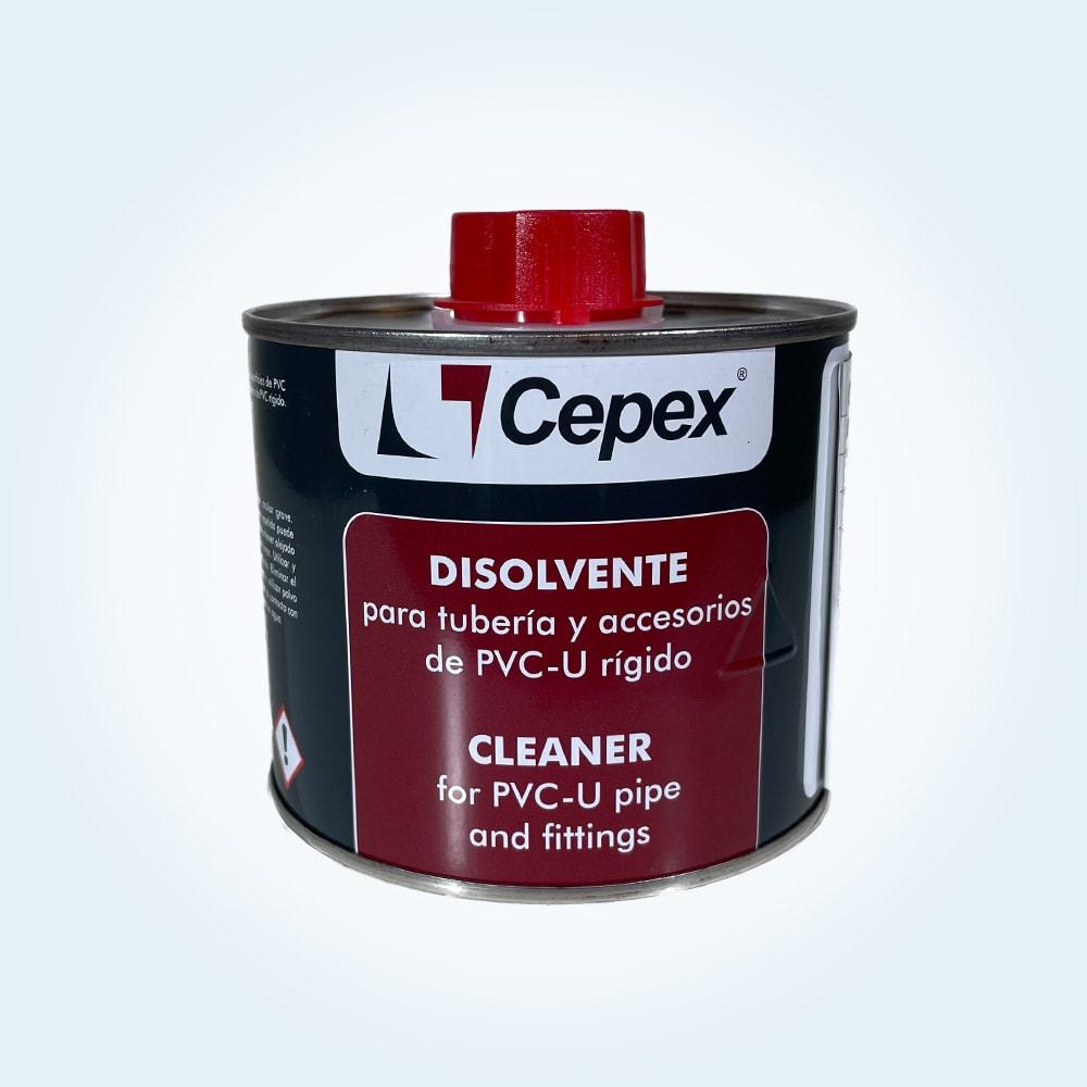 Rengöringsmedel till PVC slang/rör 500 ml