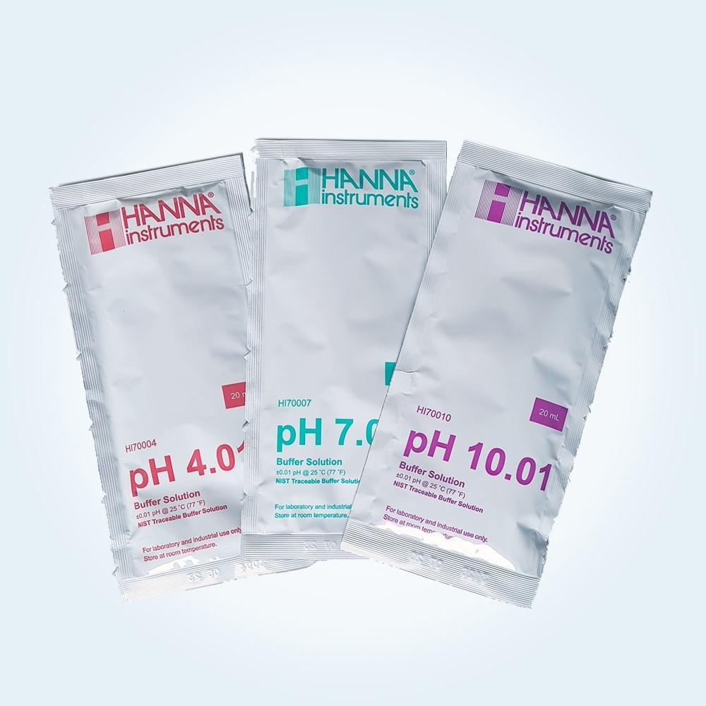 Buffertvätska pH, 20 ml