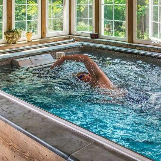 Endless Pools, Performance, Pool Store