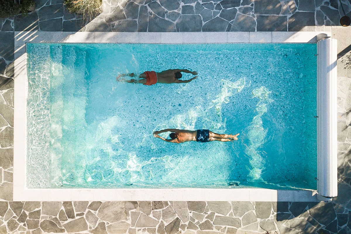 Thermopool, Pool store