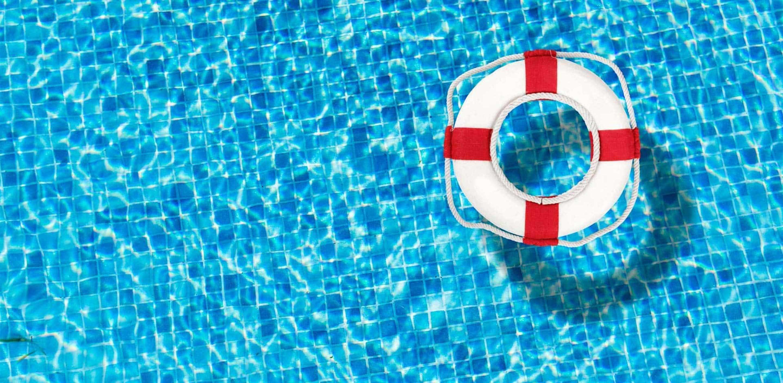 Wikipool, Poolsäkerhet, livboj i poolen, Pool Store