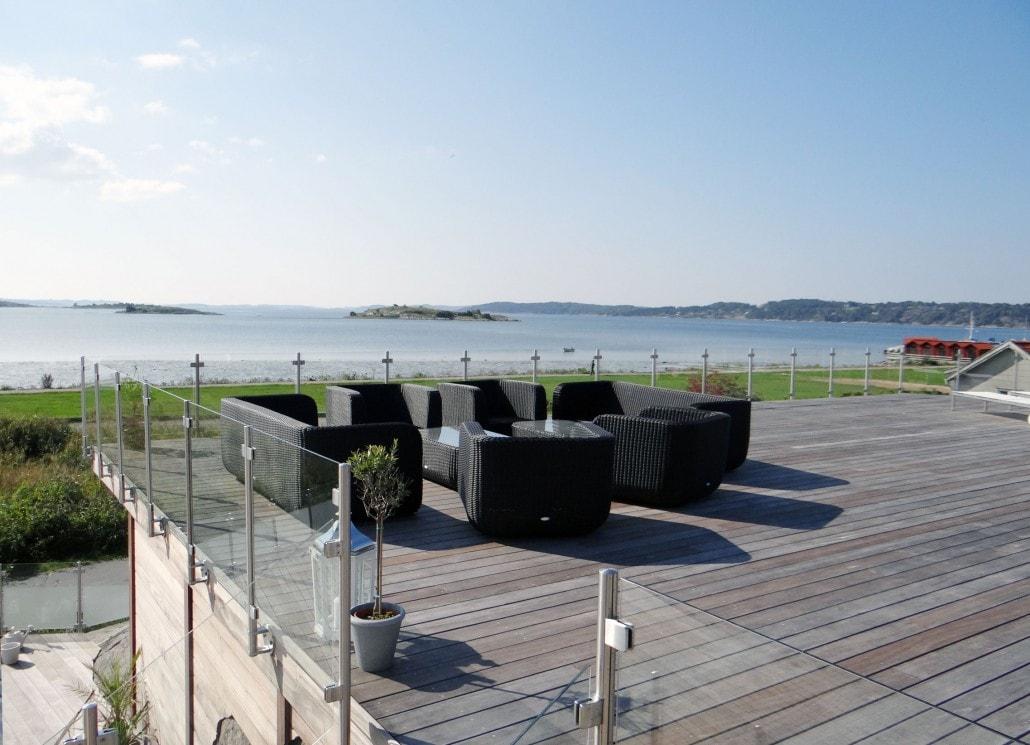 Wikipool, Poolstories, Trädäck med lounge-möbel, Pool Store