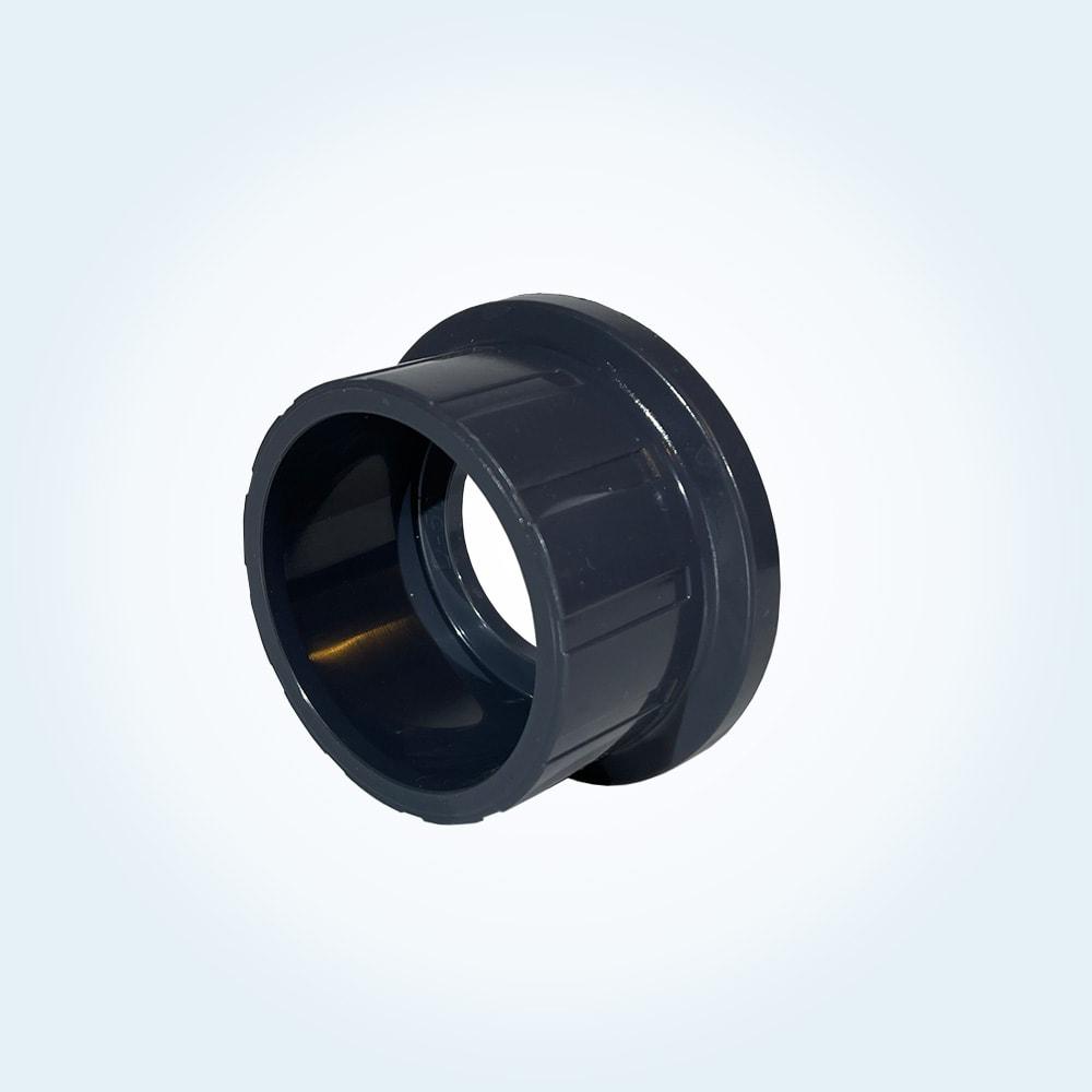 Fläns till kulventil för limning, 50 mm